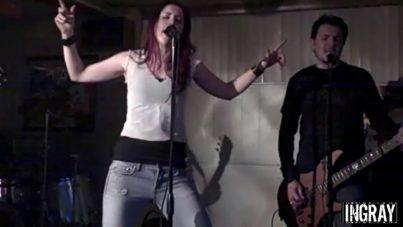 "AXA /  INGRAY ""CloserAway""  Live @ DawgHouse Michigan"
