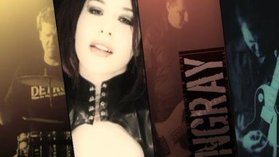 "AXA / INGRAY ""Drifter"" Live @ iRock in Detroit"