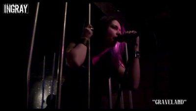 "AXA / INGRAY ""Graveland"" Live Double Olive"