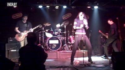 "AXA / Ingray ""Overload"" Live @ Ritz, Warren, MI"