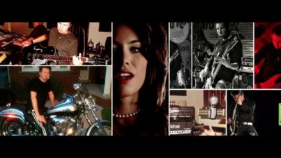 "INGRAY – ""Closer Away"" from album Away, 2009"