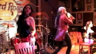 ingray – AXA – Sarajevski rock band u Americi
