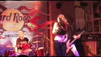 "Ingray – ""Immigrant Song"" – Live from Hard Rock Cafe"