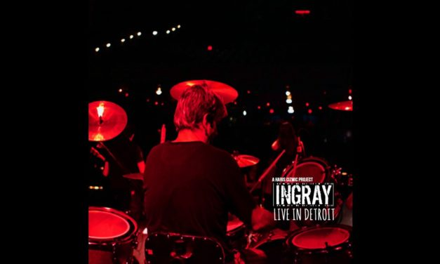 INGRAY – Live In Detroit – 10. Scarlet Of Mayhem