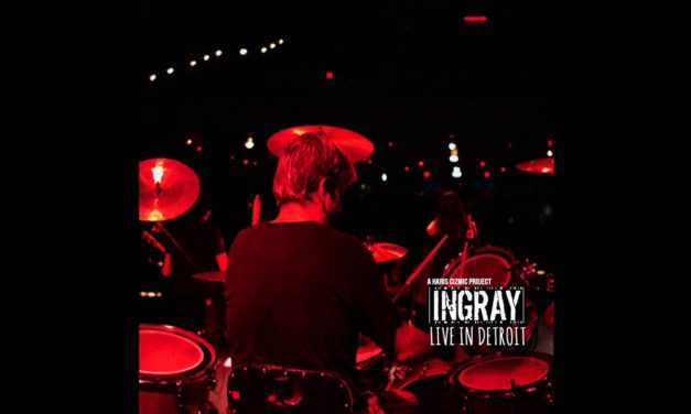 INGRAY – Live In Detroit – 6. School Bus Yellow