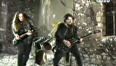 "AXA – ""Divlja Ruza"" Official music video from 1997"