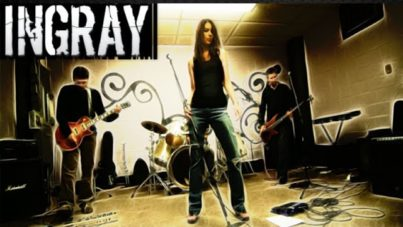 "AXA / Ingray ""Closer Away"" Live in Michigan – RARE footage"