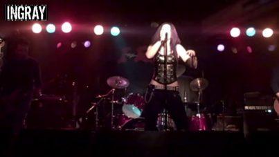 """AXA / Ingray """"Tell The World"""" Live @ iRock"""