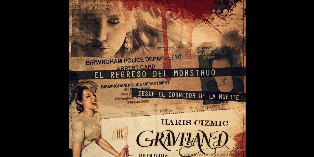 """Haris Cizmic (iz grupa AXA i Ingay) – SINGL """"Graveland"""""""
