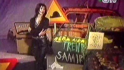 """AXA – """"Krv U Suzama"""" Music TV Show """"Trend"""" 1998"""
