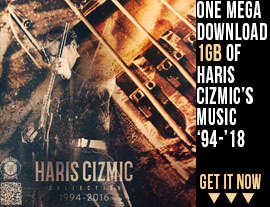 haris cizmic collection